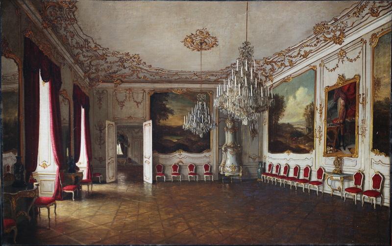 Johann JAUNBERSIN XIX-XX