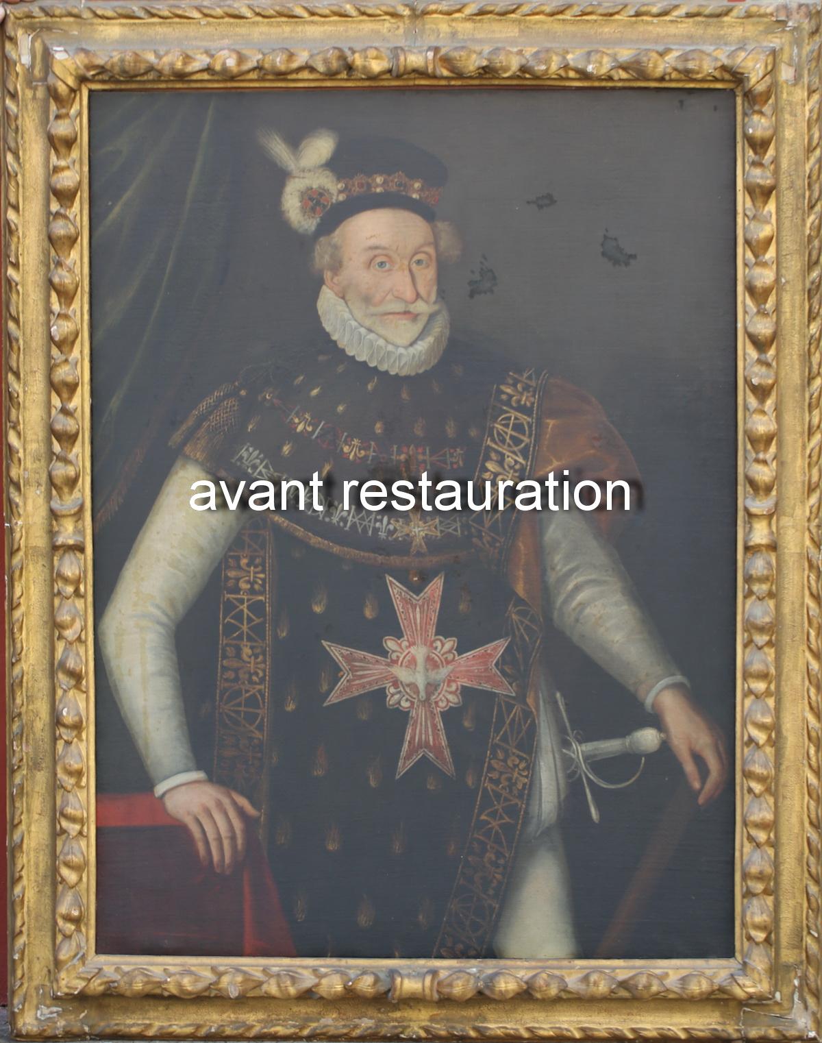Ecole Française 1590/1600