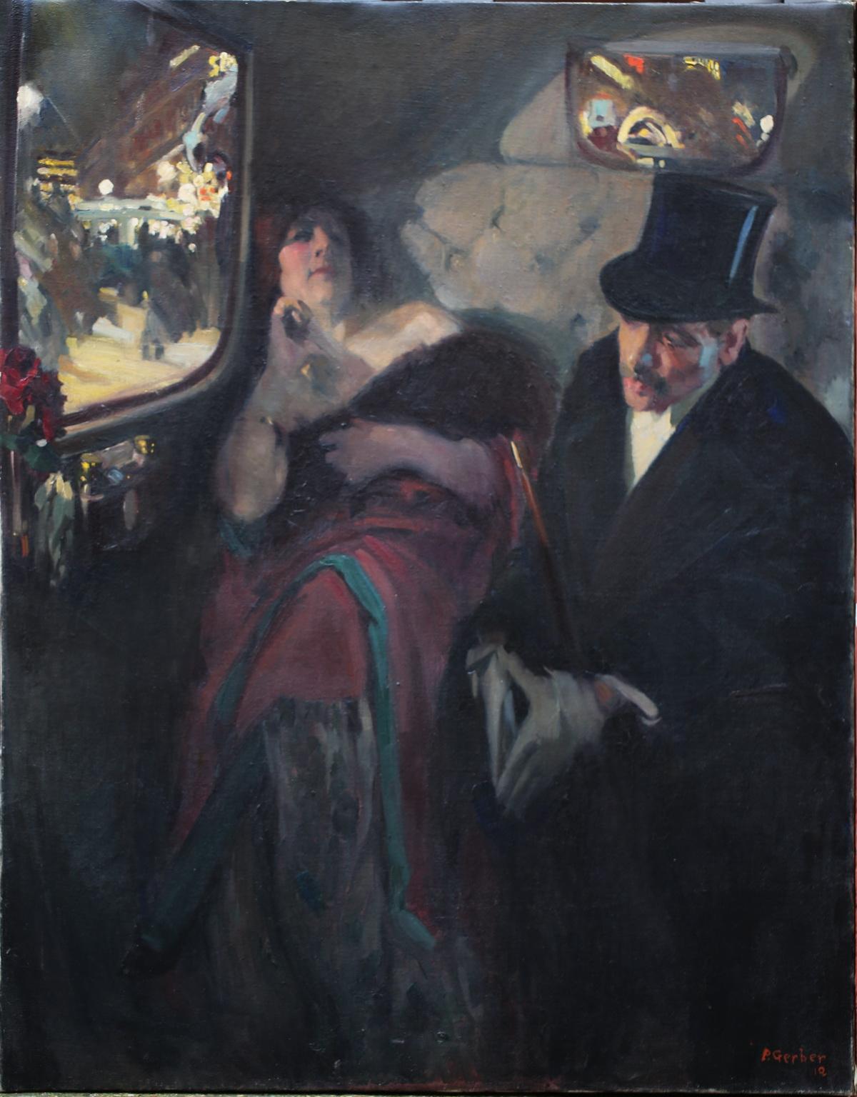 Pierre GERBER 1887-?
