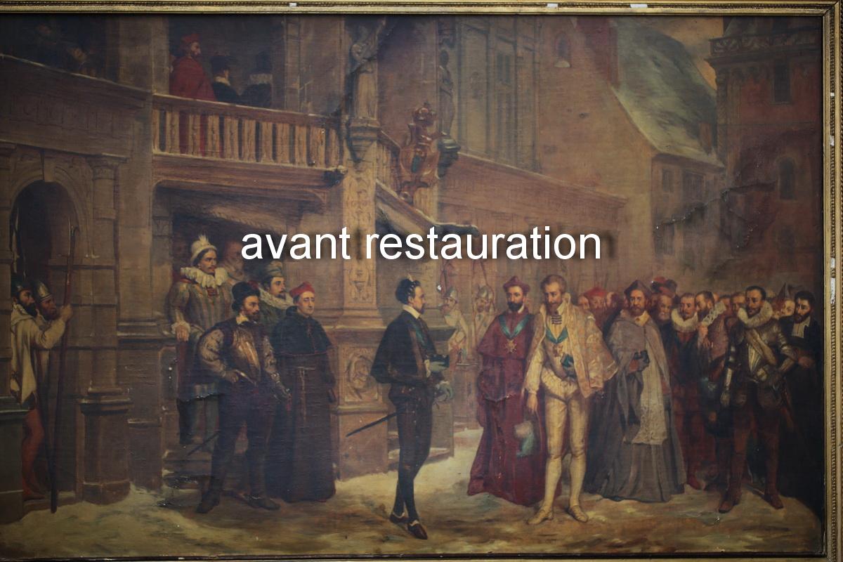 Pierre Charles COMTE 1823-1895 atelier de