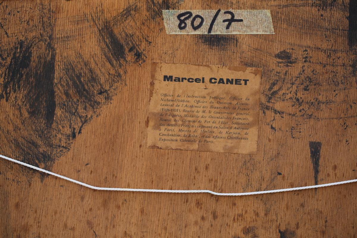 Marcel CANET 1875-1959