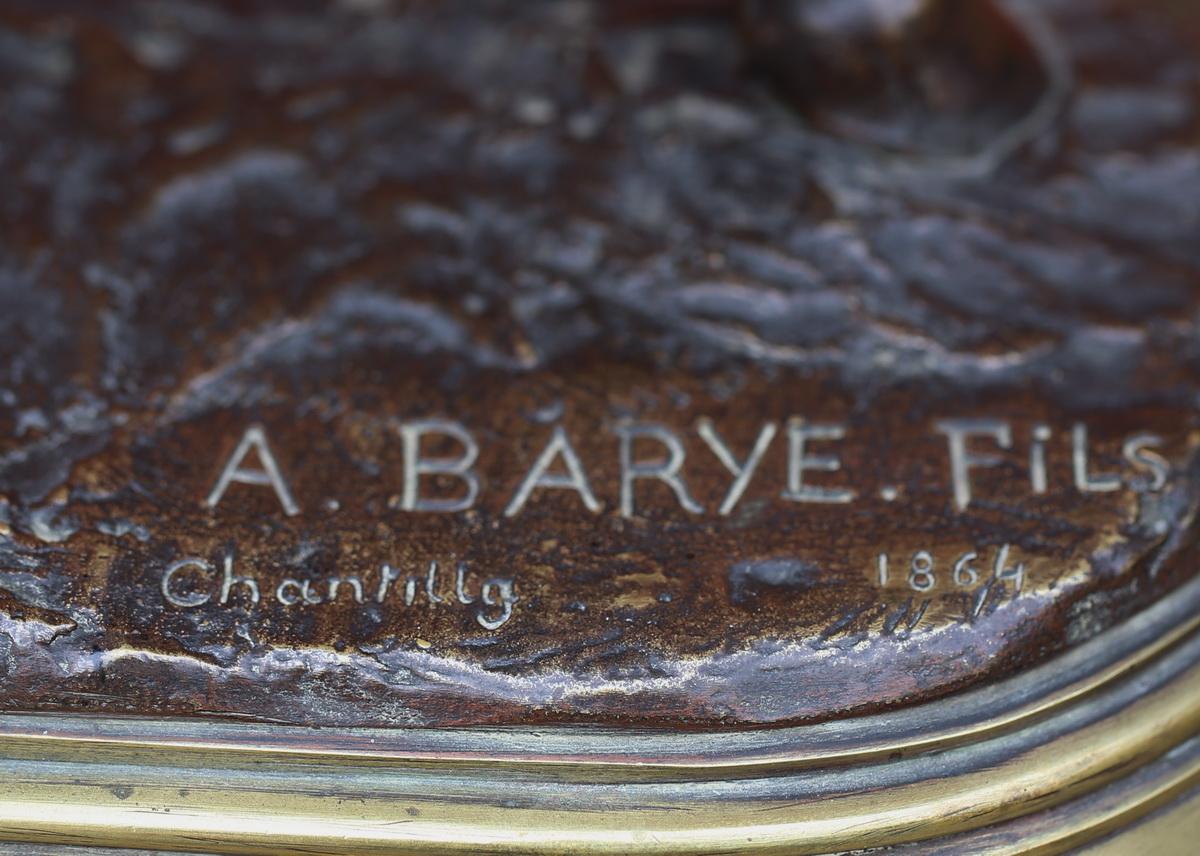 Alfred BARYE 1839-1882