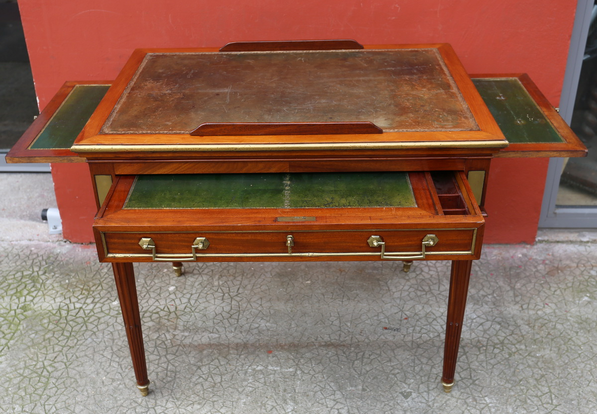 Table à la tronchin époque Louis XVI