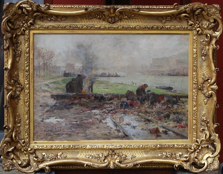 Pierre Louis Léger VAUTHIER 1845-1916
