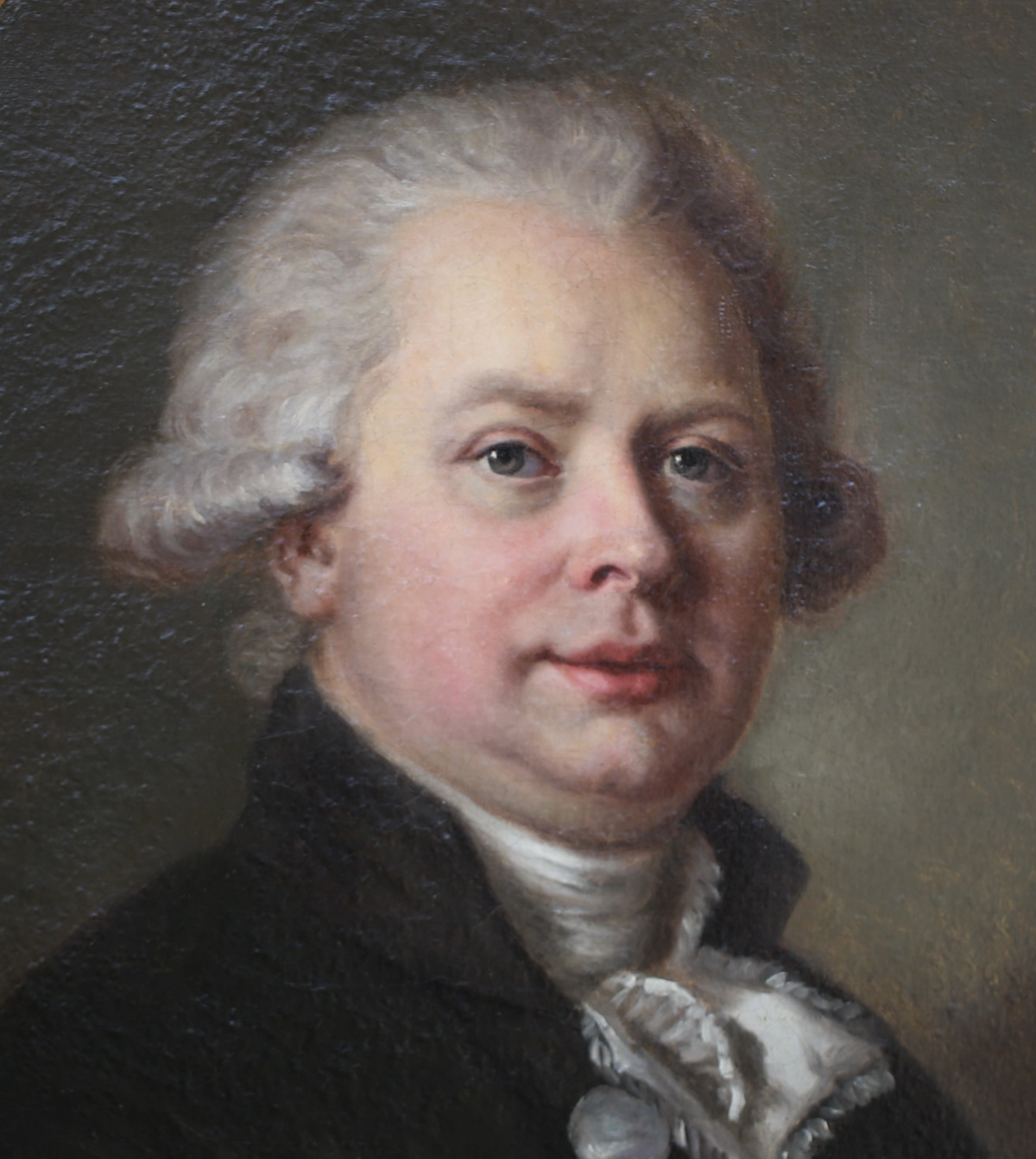 François Louis LONSING 1739-1799 attributed to