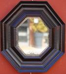 XVIIth Baroque mirror