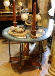 Empire style pedestal table early twentieth
