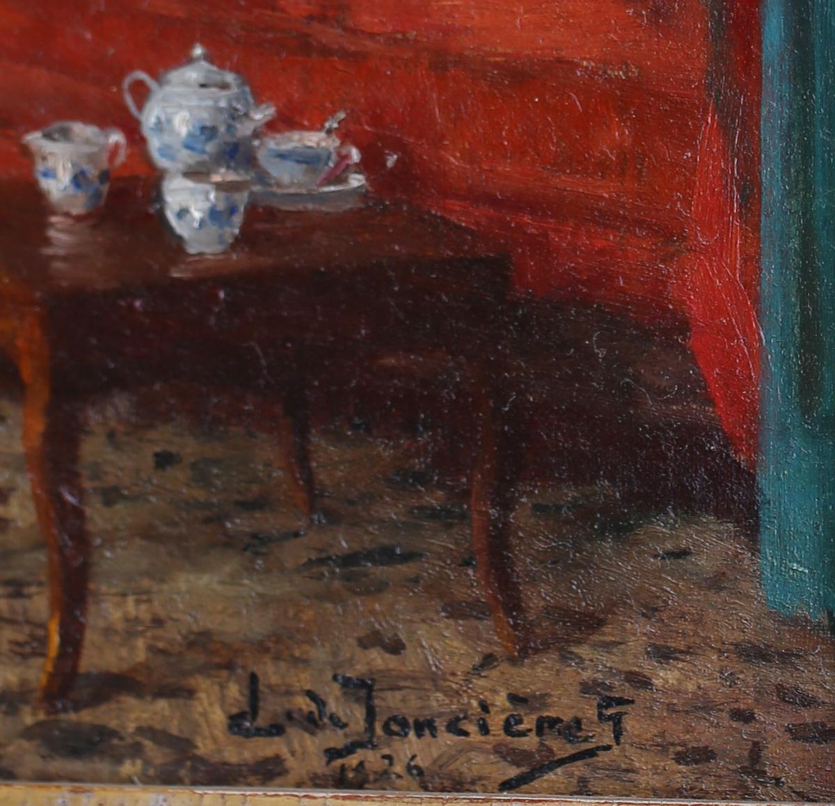 Léonce de JONCIERES 1871-1947