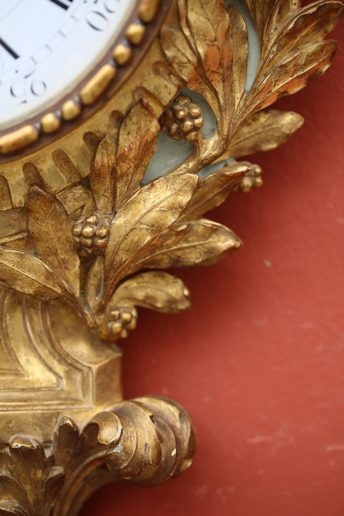 Cartel style Louis XVI époque XIXème.
