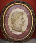 Roman profile Caesar, XVIIth century