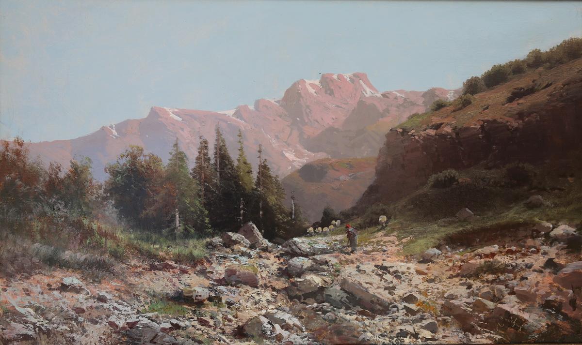Alfred GODCHAUX 1835-1895