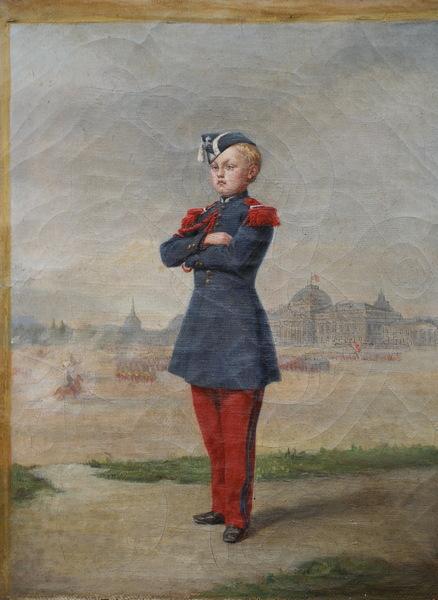 Ecole Française circa 1850