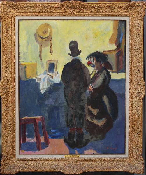 Edmond HEUZE 1884-1967