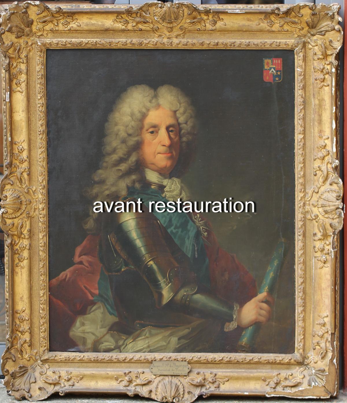 French school end of XVIII