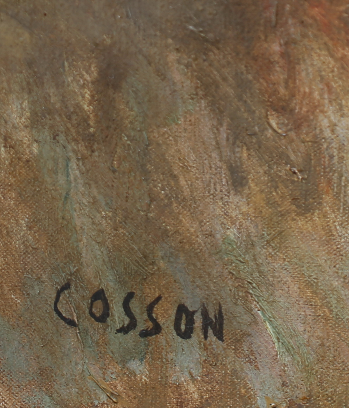 Marcel COSSON 1878-1956