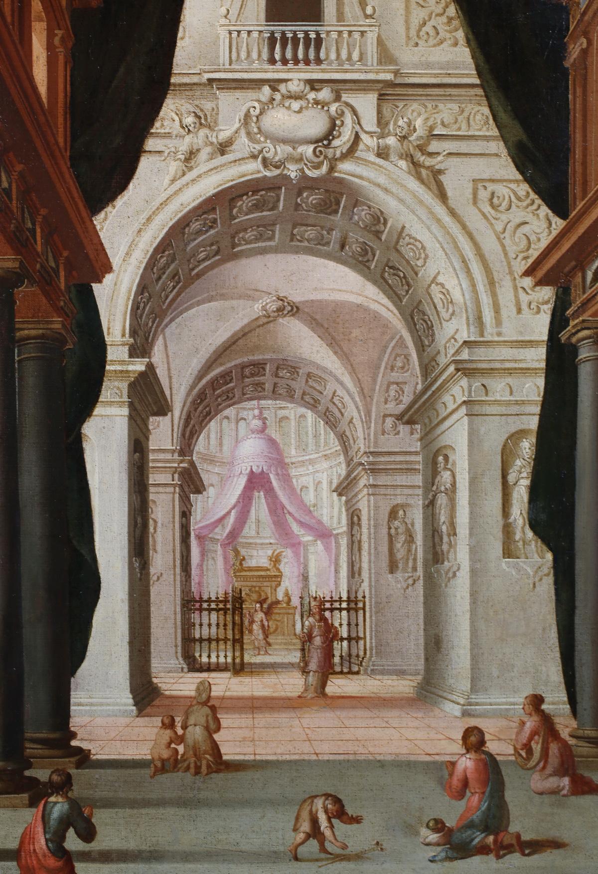 Ecole Espagnole du XVIIIème