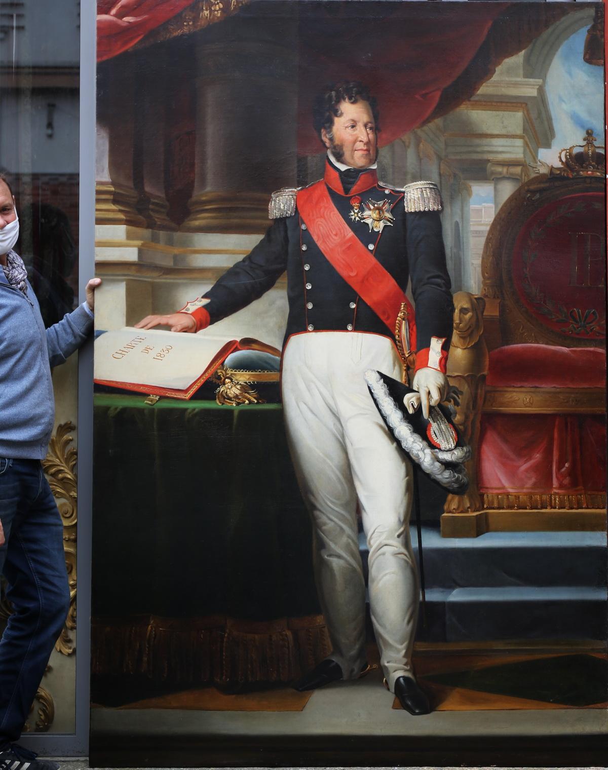 Baron GERARD 1770-1837 atelier de