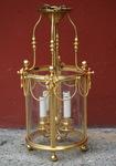 Louis XVI style lantern early 20th century