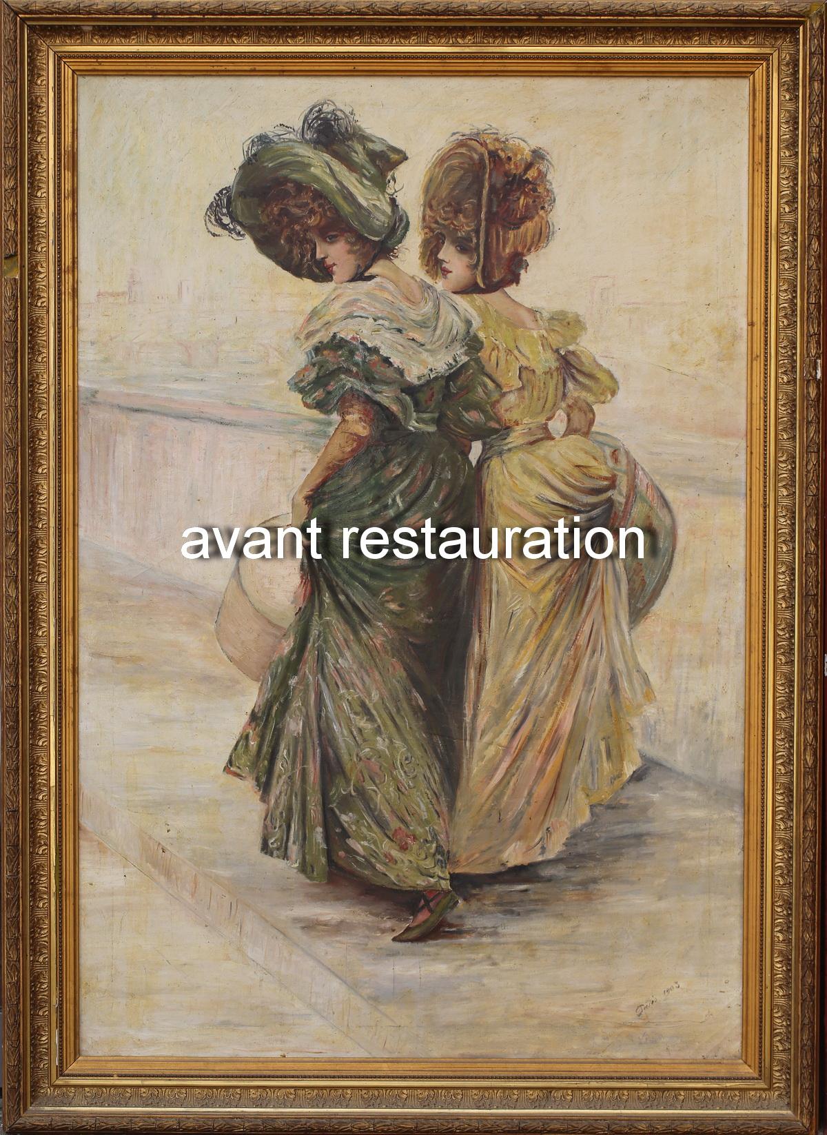 Ecole française 1903