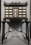 17th century style cabinet, Spain circa 1900
