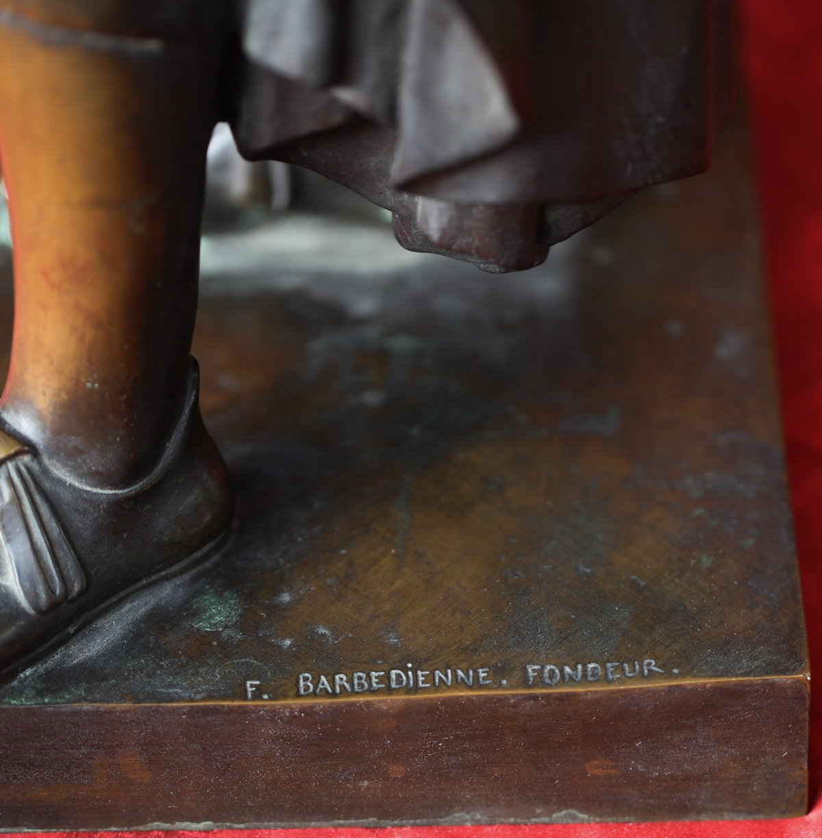 Ferdinand BARBEDIENNE XIXème