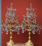 Paire de girandoles style Louis XV