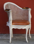 Louis XV desk armchair