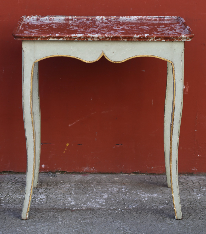 18th century cabaret table