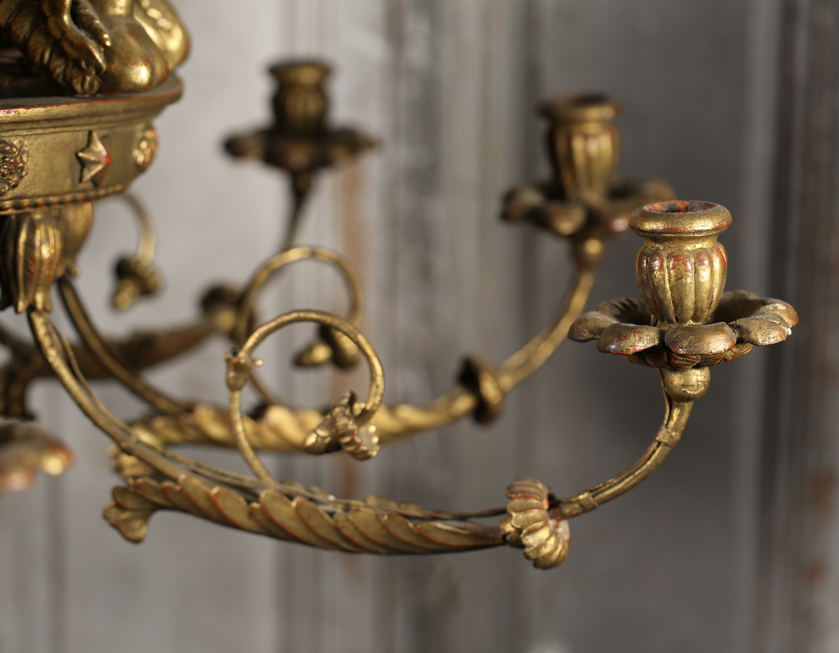 Austrian chandelier early 19th century