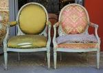 Georges Jacob (1739-1814) paire de fauteuils