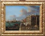 Italian school end of the 18th century
