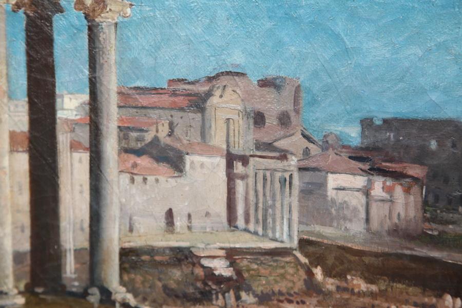Ecole Italienne fin du XIXème