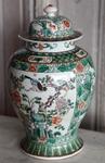 Vase China circa on 1880