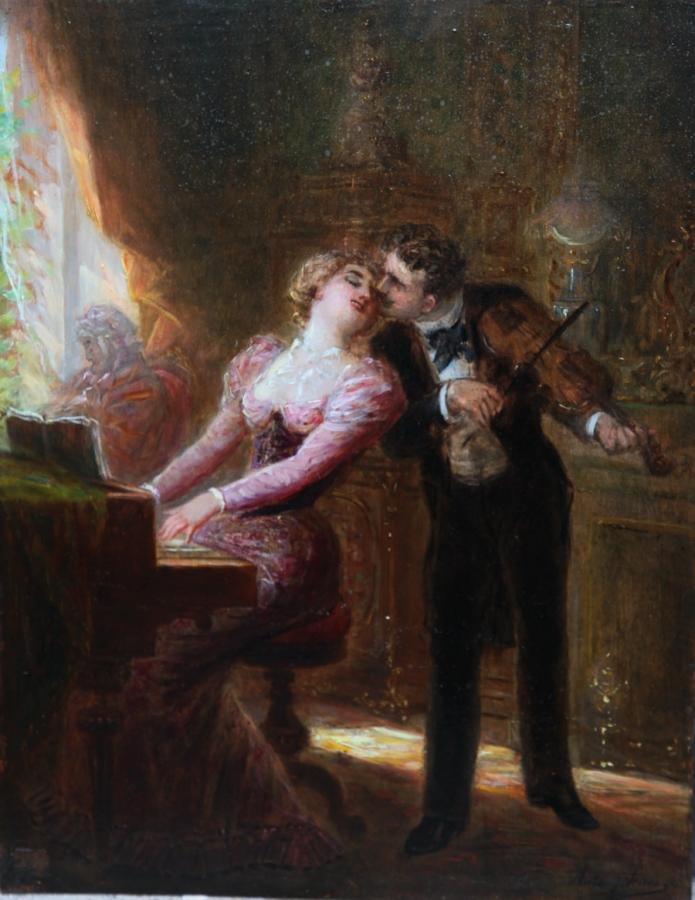 Antony SERRES 1828-1898
