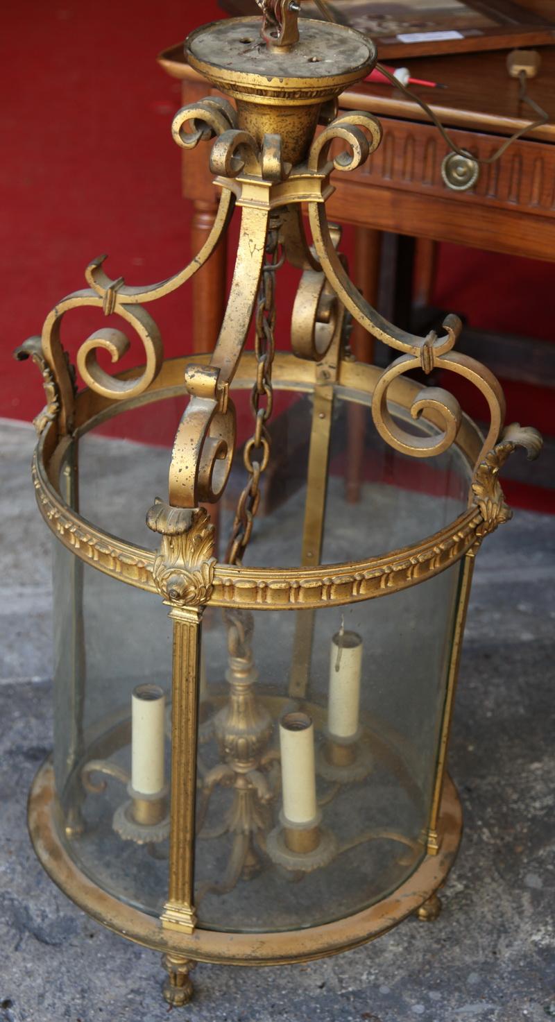 Lanterne style Louis XVI
