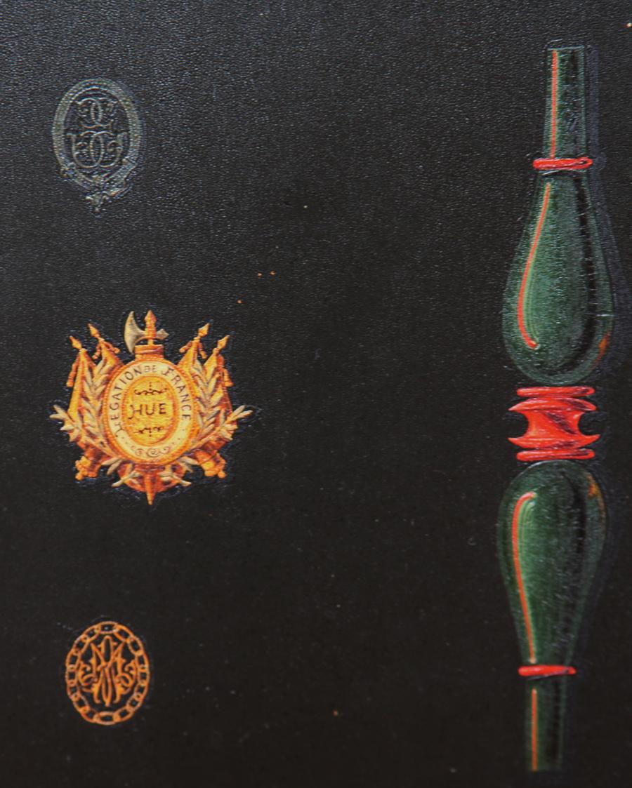 Echantillons de blasons fin XIX