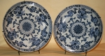 Pair of dishes China XVIII