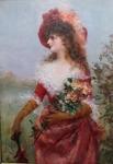 Georges Van Den Bos (1853-1911)