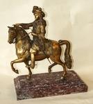 Satue Equestre of Louis XIV