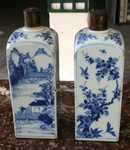 Pair of Bottles CHINA XVII