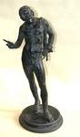 Ephebe bronze 19th