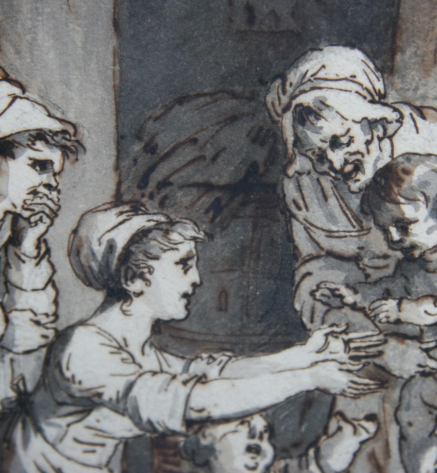 Pierre Alexandre WILLE 1748-1821