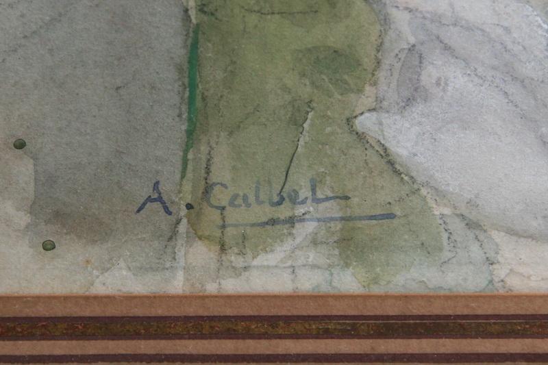 Antoine CALBET 1860-1944