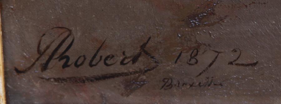 Alexandre ROBERT 1817-1890