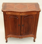 small walnut buffet 18th