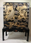 Cabinet lacquers of china