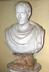 Ecole Italienne Buste de Napoleon XIX